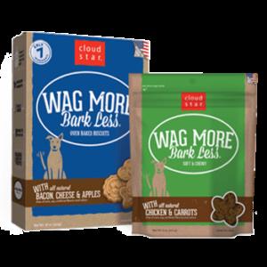 Wag More Bark Less