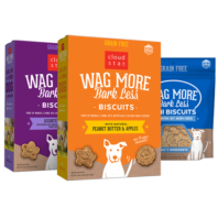 Wag More Bark Less Biscuits